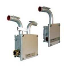 Junction Box for Heat Tracing - Pipe Mounted