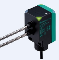 Fiber optic photoelectric sensor