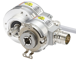 Sendix Heavy Duty H100 - Incremental Encoder with optional mechanical speed switch or double encoder